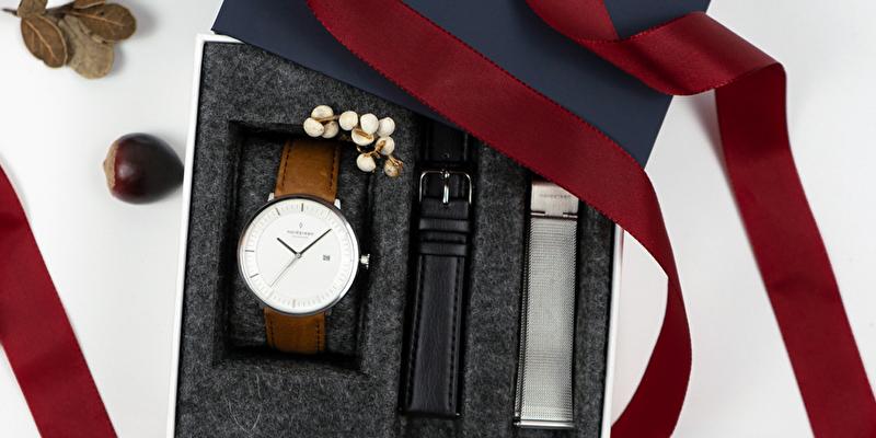 ノードグリーン腕時計2